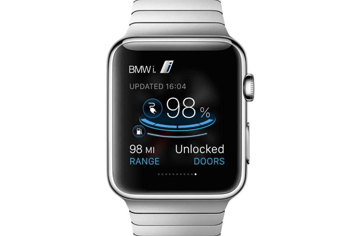 Apple Watch apps let EV owners access battery charge and other info