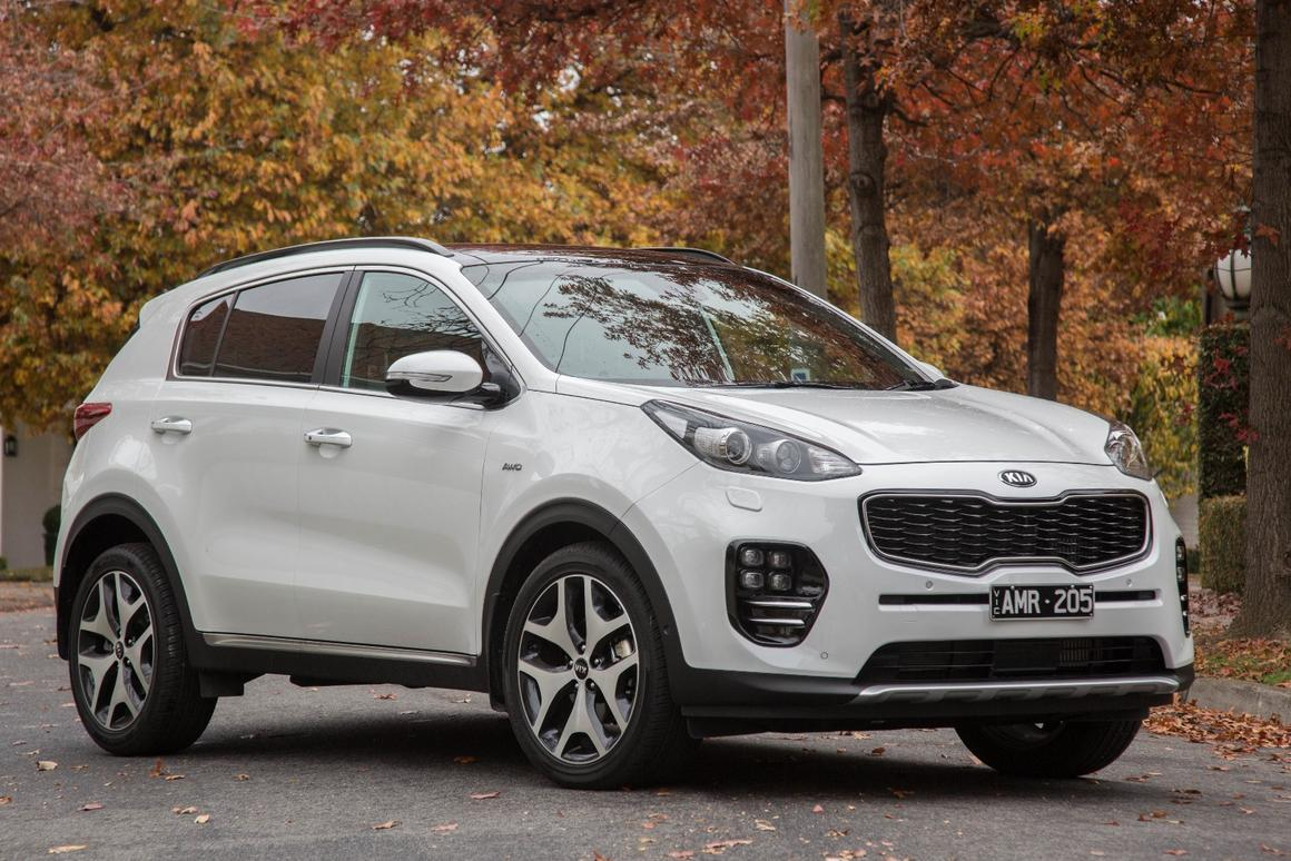 The Kia Sportage GT Line Diesel is one of the most attractive mid-size SUVs on the market at the moment