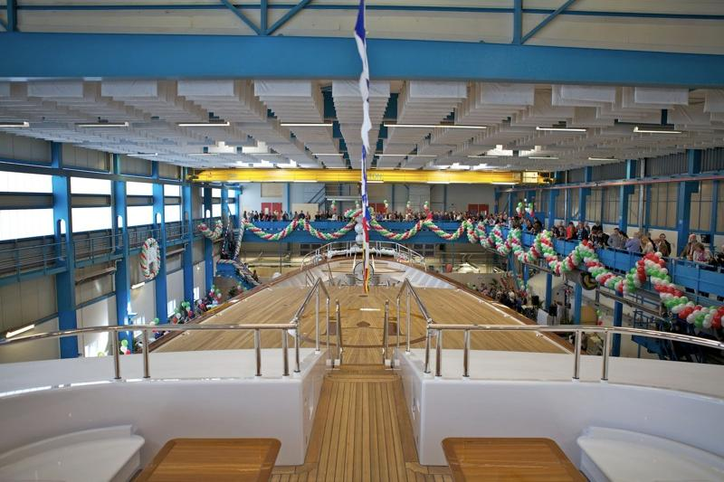 Feadship's new Hampshire II luxury motoryacht