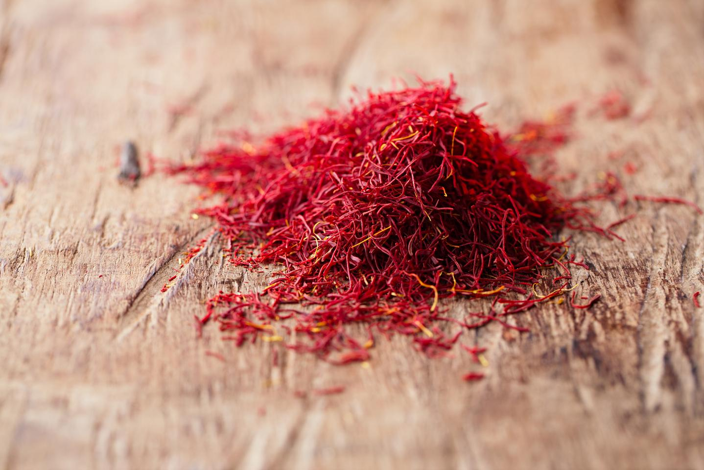 In a recent study, saffron was found to outperform a placebo as a treatment for insomnia