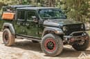 The RMT Overland Gladiator is a serious adventuring up-fit for a factory Jeep Gladiator model