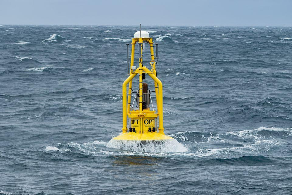 Ocean Power Technologies' OPT PowerBuoy