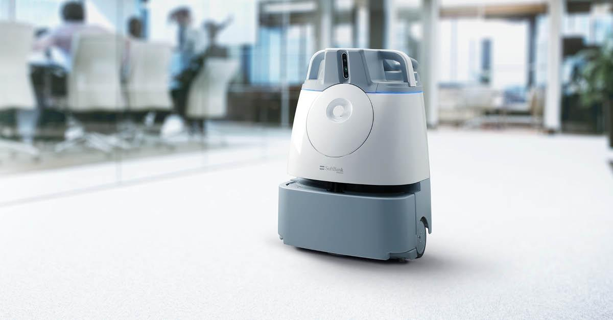 Including its battery, Whiz tips the scales at 77 lb (35 kg)