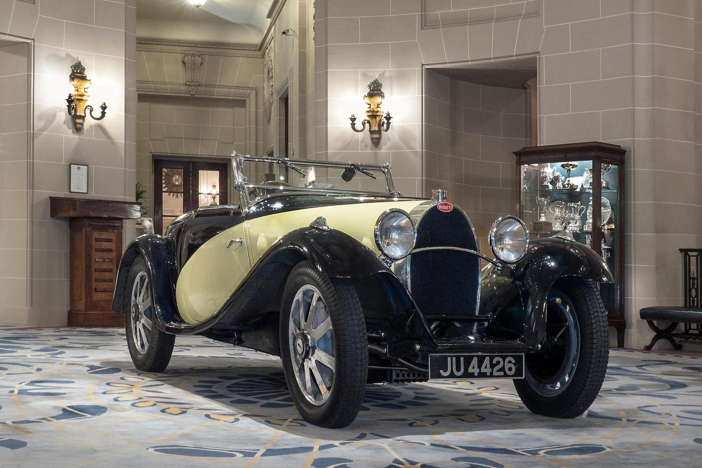 1931 Bugatti Type 55 Two-Seat Supersport