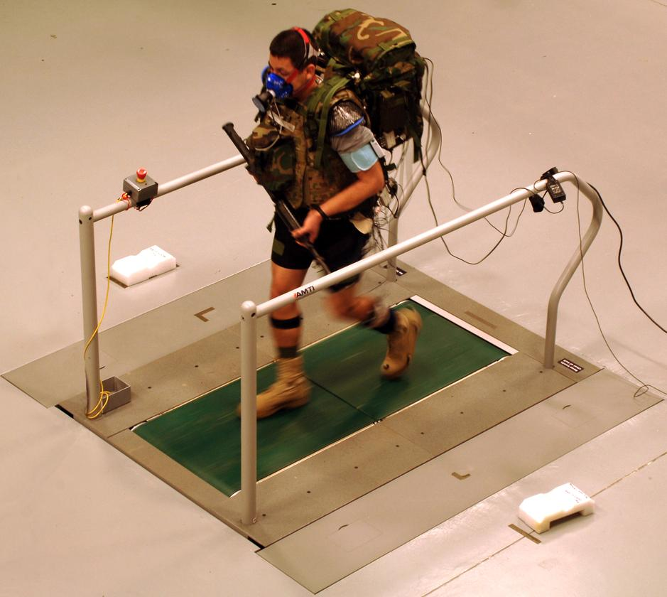 DARPA's Warrior Web program aims to build a suit that makes life easier for soldiers in the field