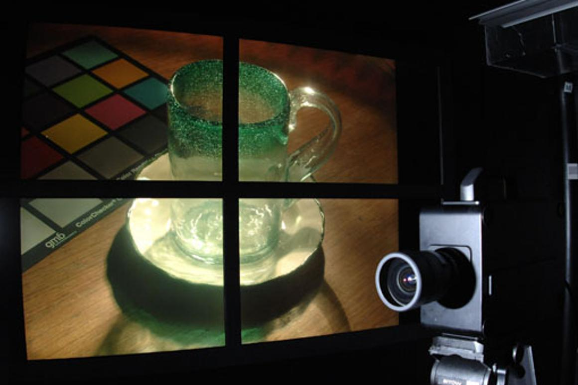Researchers have developed the world's first full High Dynamic Range video system, which allows for videos that are exposed in a fashion similar to that of the human visual perception system (Photo: goHDR)