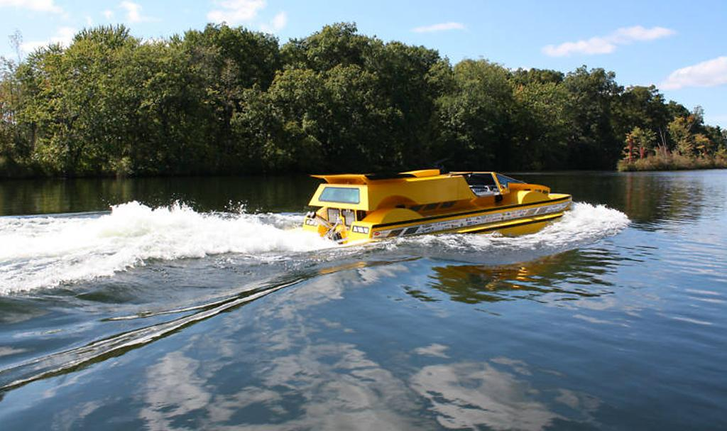 The Dobbertin HydroCar