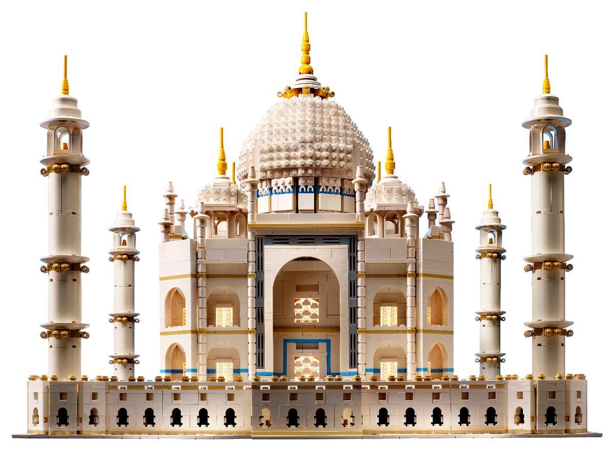 The Lego Taj Mahalwill go on sale on Monday, November 27, from Lego stores