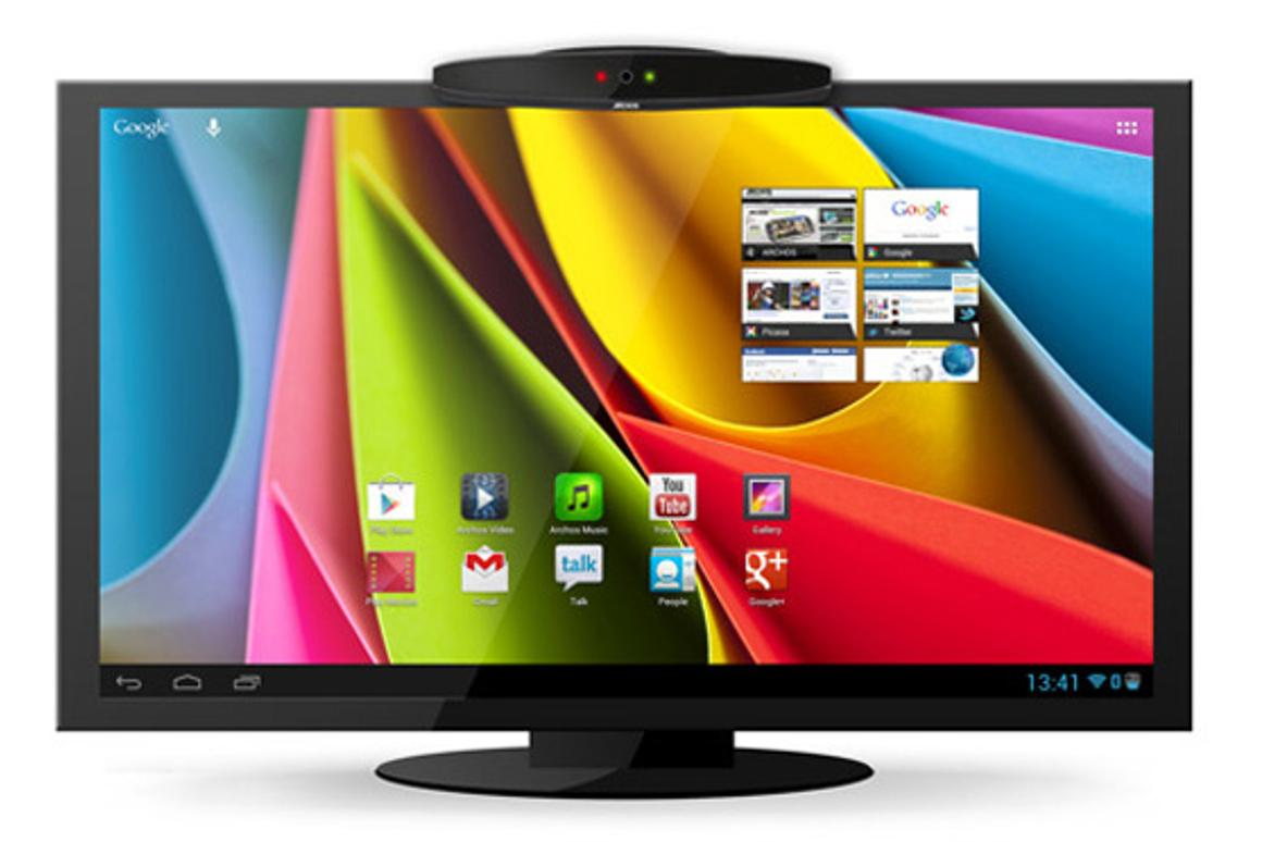 The ARCHOS TV connect brings Android 4.1 (Jelly Bean) to the big screen