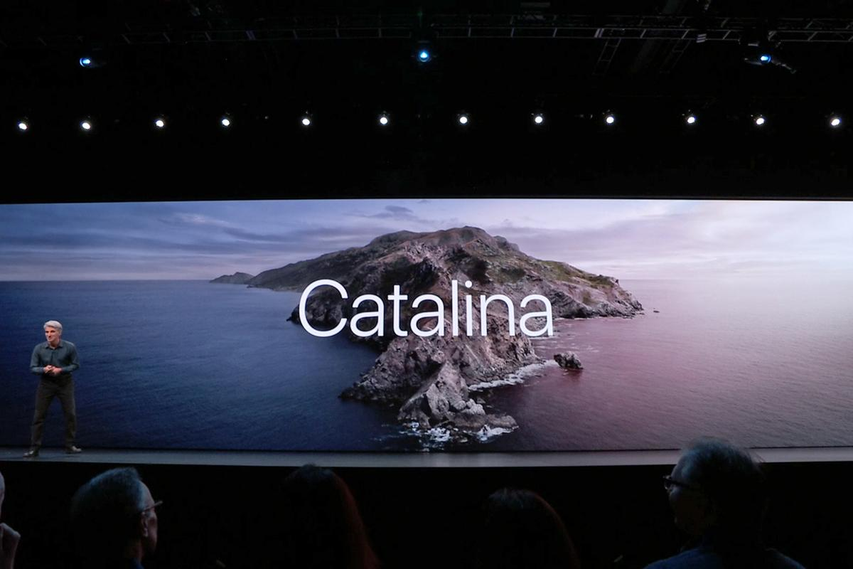 The next version of macOS has a name: Catalina