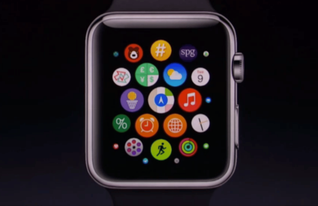 Apps on the Apple Watch