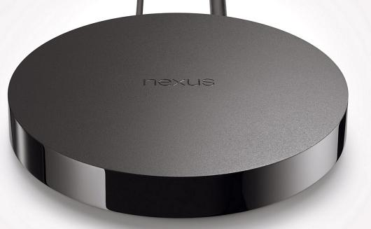 Google's is taking another run at the living room with its new Nexus Player set-top box