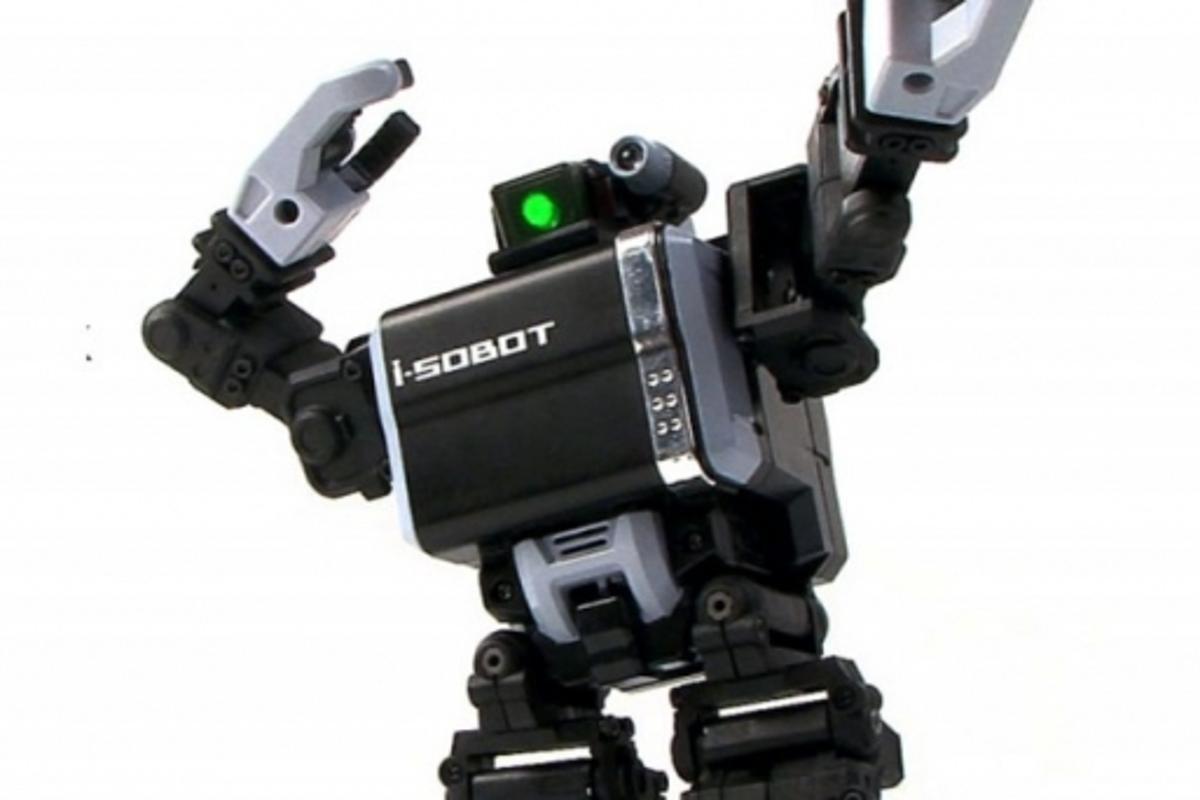 Personal robotics growth - iSobot