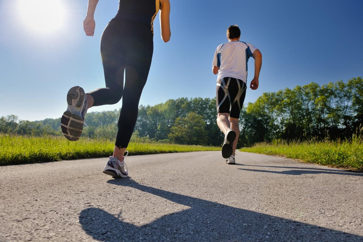 In a new study jogging proved to be better at counteracting the effect of any obesity genes compared to exercises such as cycling or swimming