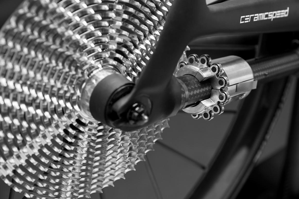 CeramicSpeed is currently looking for industry partners who may be interested in licensing and manufacturing the DrivEn system
