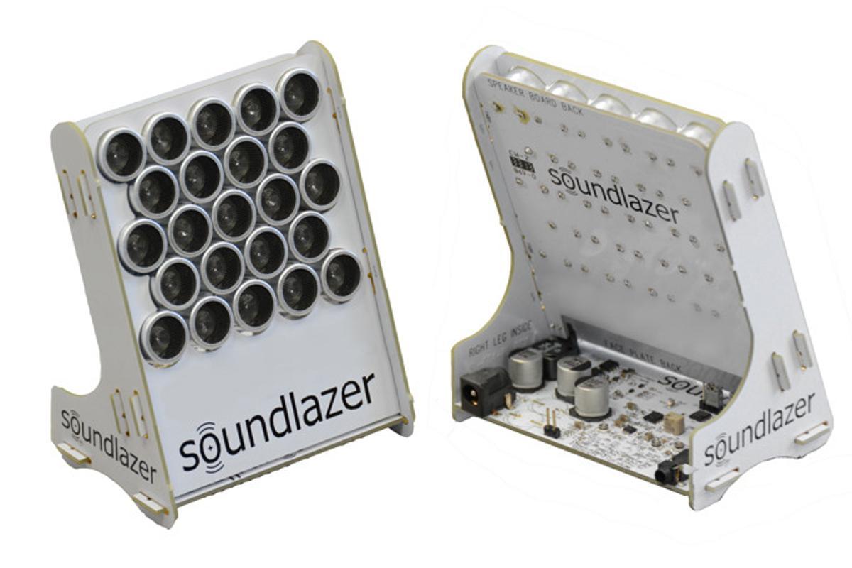 The new Soundlazer Snap from Richard Ahberkern