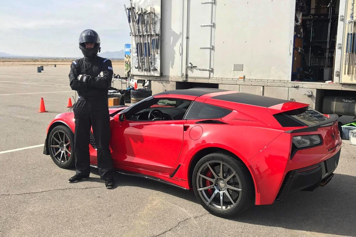 Callaway Stretches The C7 Corvette S Cabin Into New Aerowagen