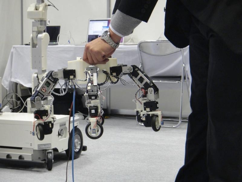 The Asterisk six-legged robot