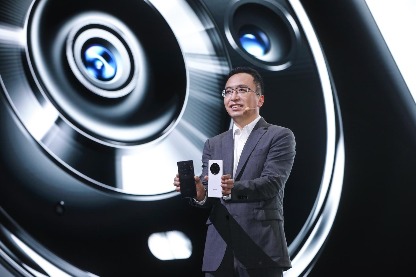 Honor's first flagship phones since breaking away from Huawei have been announced