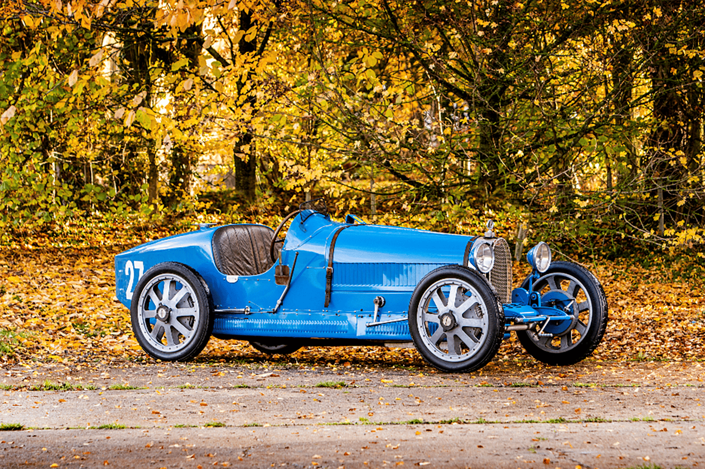 1925 Bugatti Type 39 Grand prix Racing Two-Seater