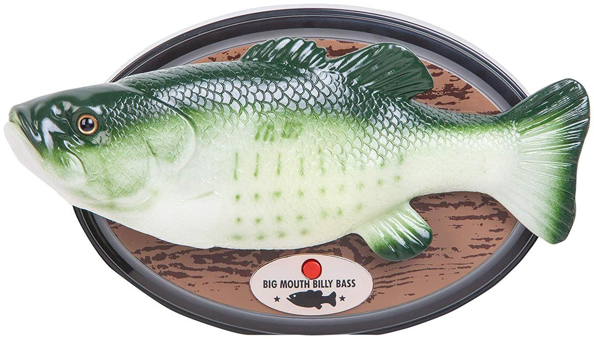 Big Mouth Billy Bass is now Alexa-enabled