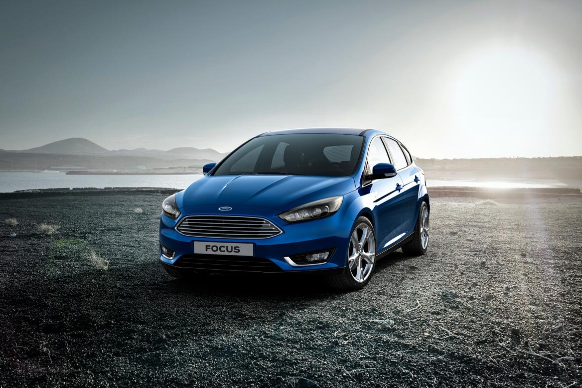The 2015 Ford Focus enjoys Ford new global design strategy