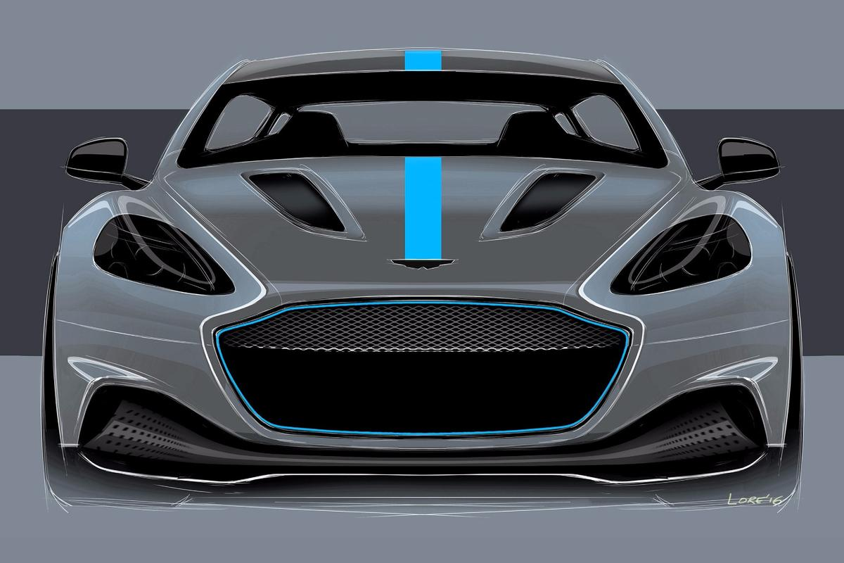The RapidE will be developed on the same platform as the Rapide AMR