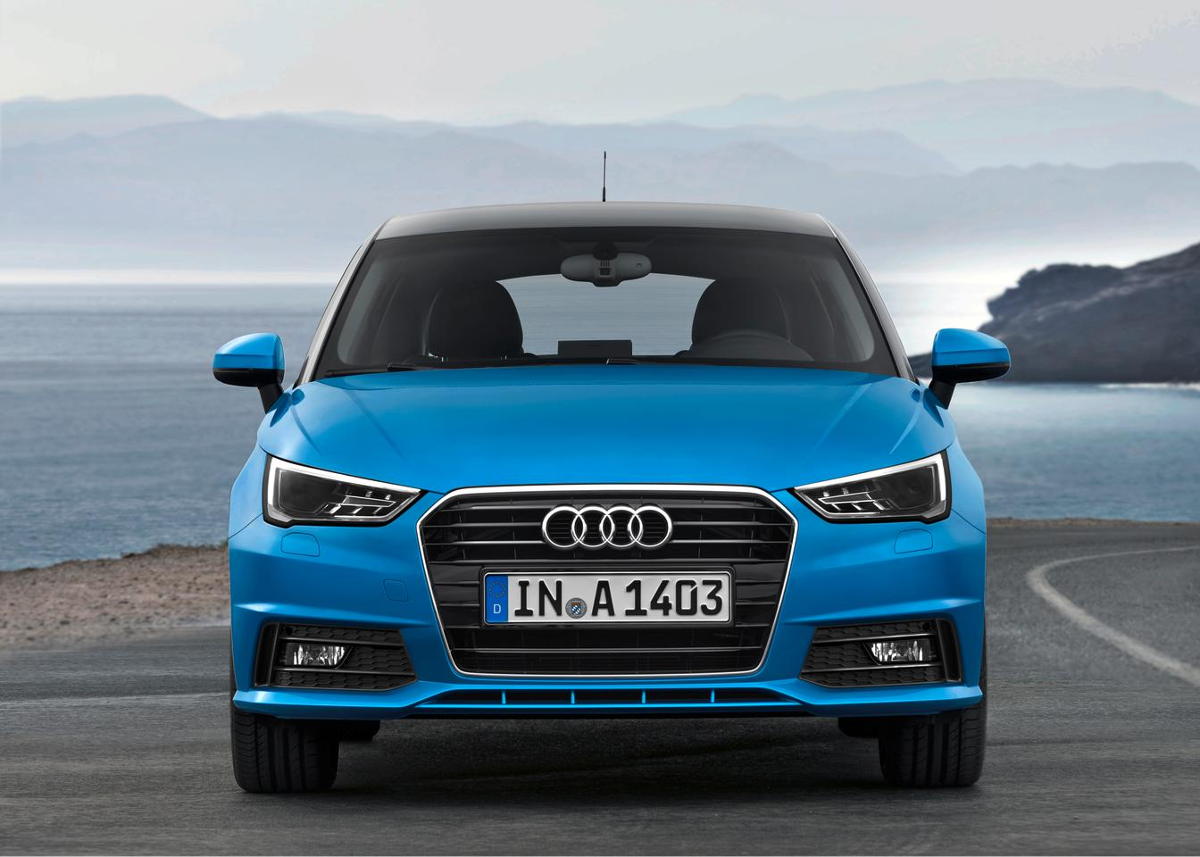 Audi is offering a raft of customization options for the new A1