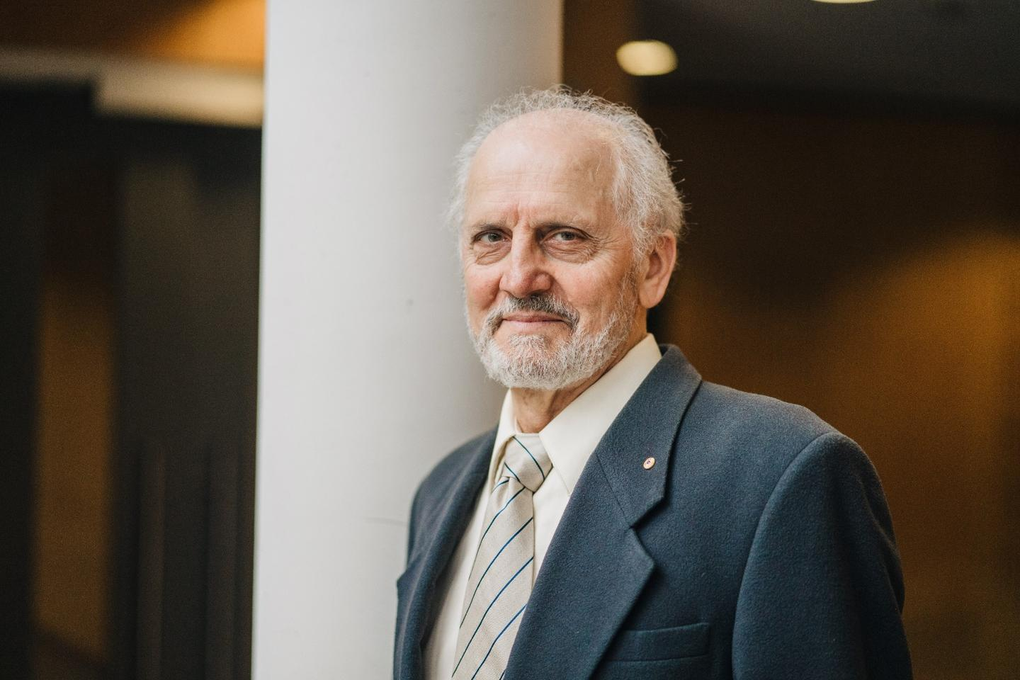 Professor George Paxinos AO (Order of Australia) has discovered a new region of the human brain
