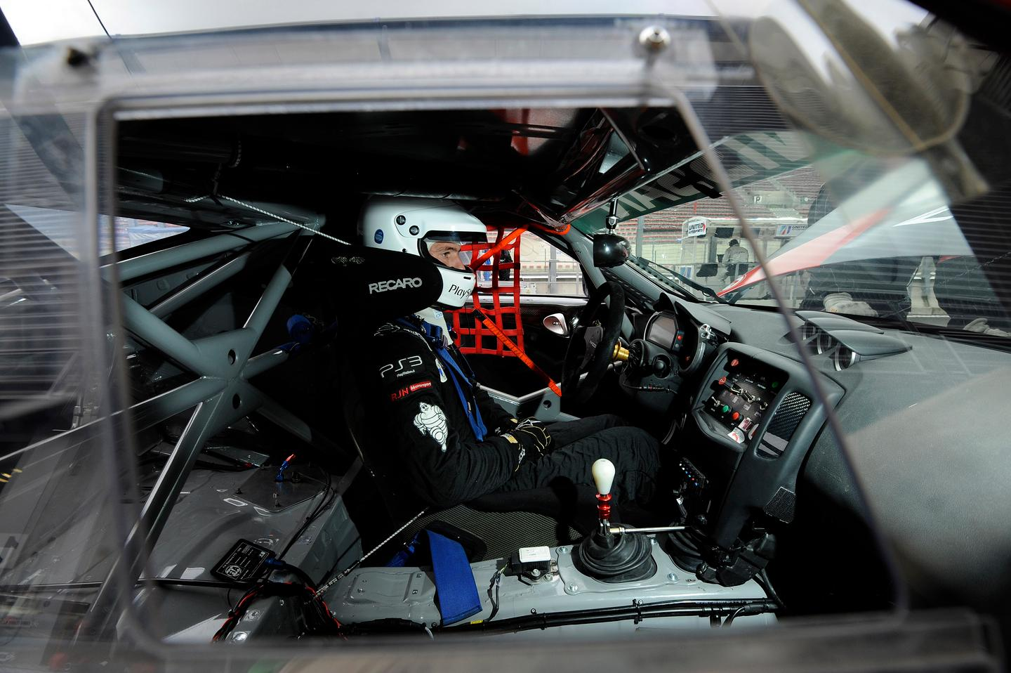 Jordan Tresson has successfully translated virtual skills to the real world racetrack