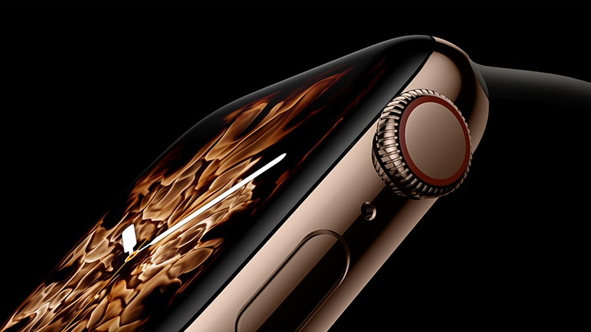 The Apple WatchSeries 4 comes in two new sizes, 40 mm and 42 mm