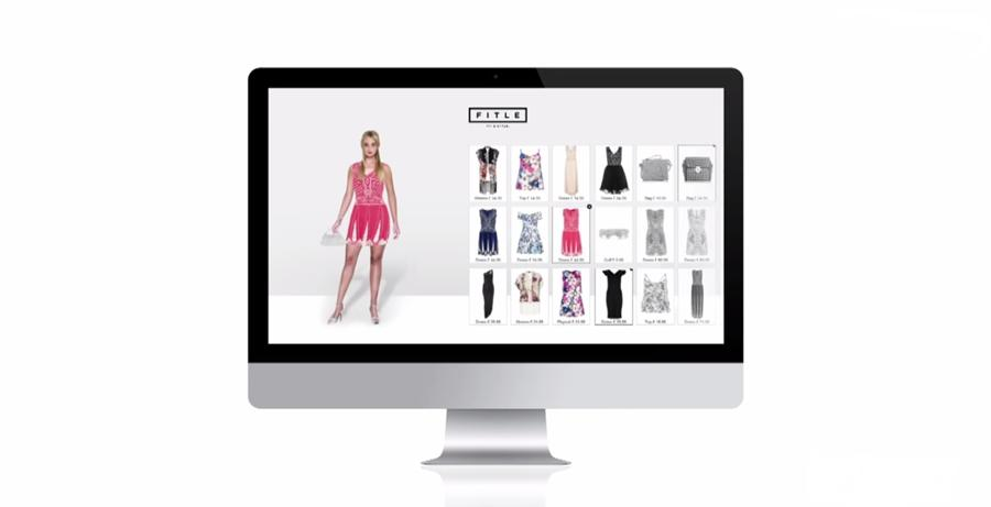 Fitle is a new service that aims to provide users with a 3D avatar of themselves with which to try on clothes when shopping online