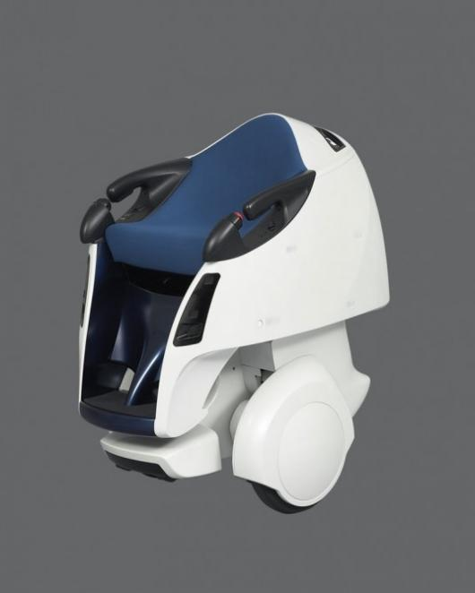 Toyota's Mobility Robot