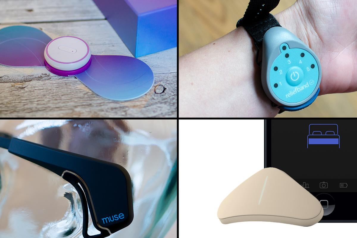 New Atlas tests five wellness wearables, which make a range of life-enhancing claims (with varying success)