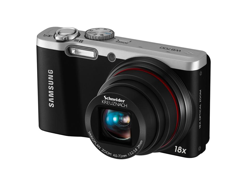 Samsung WB700 ultra-slim camera