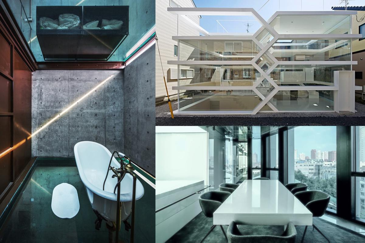 Join us as we highlight the best glass architecture we've seen so far