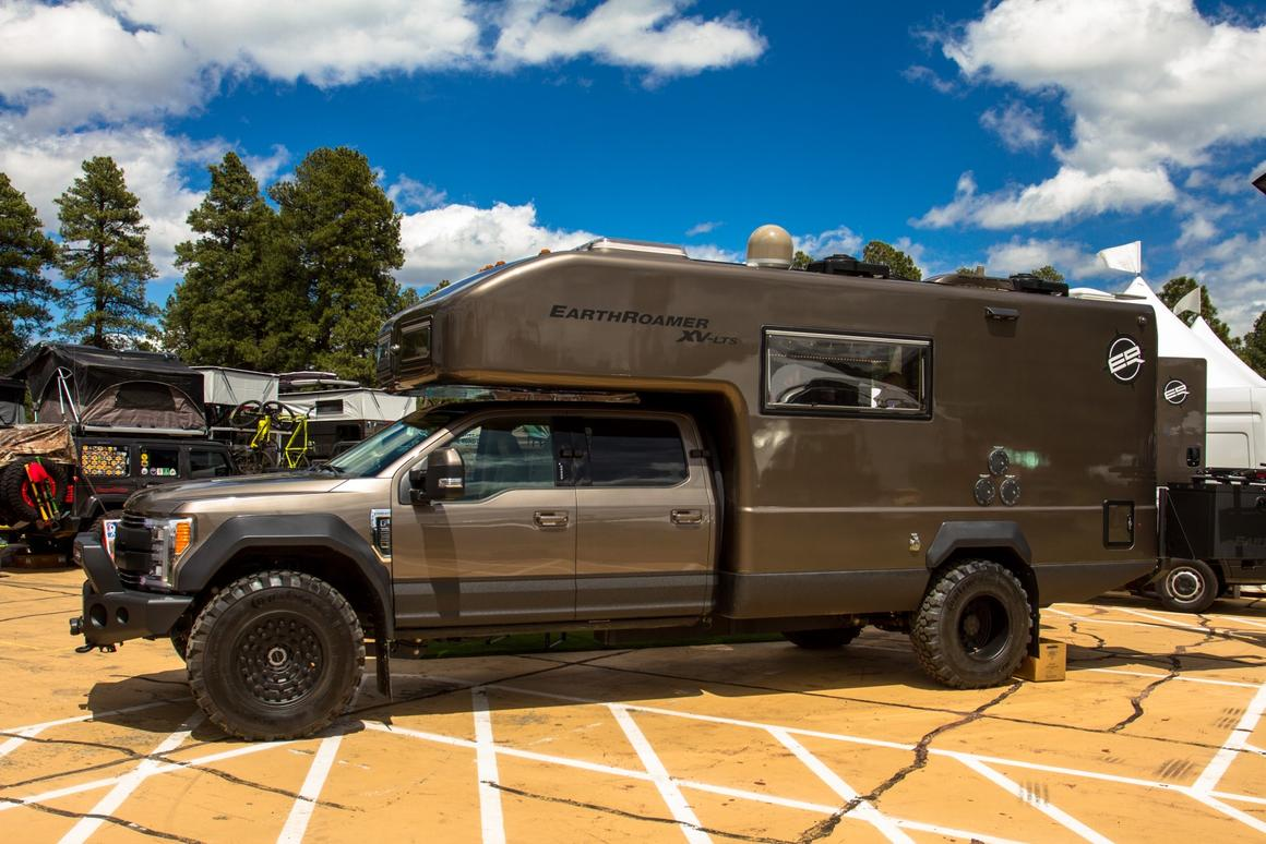 Gallery: Jeep campers, floaty amphibians and other world