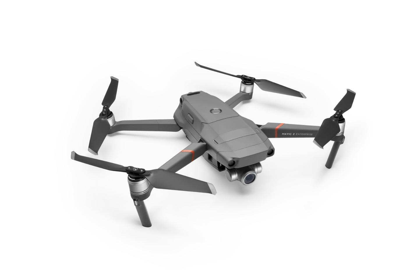 The DJI Mavic 2 Enterprise drone is a modified version of the Zoom launched in August, 2018