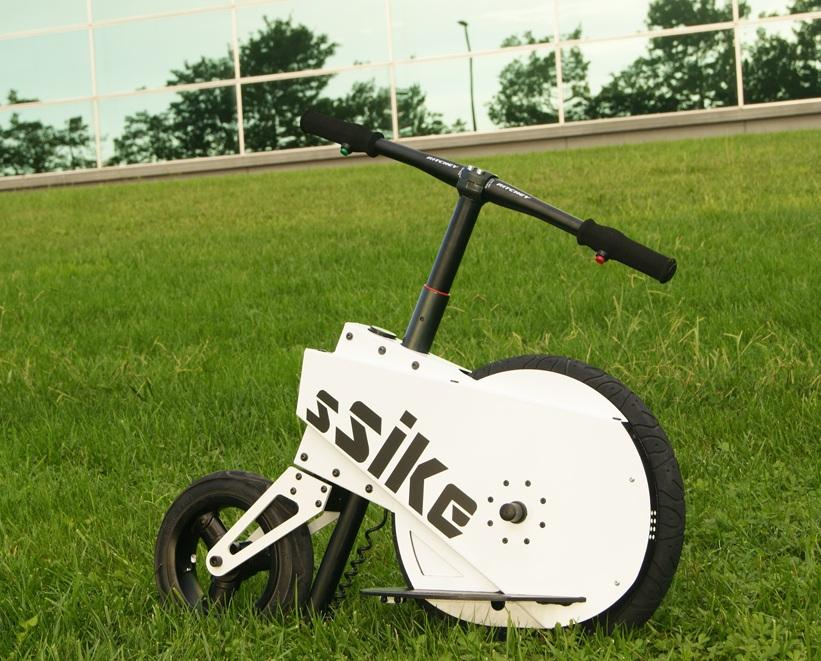 SSIKE e-scooter