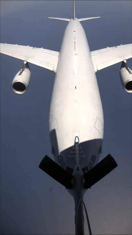 The refueling system requires no additional receiver equipment