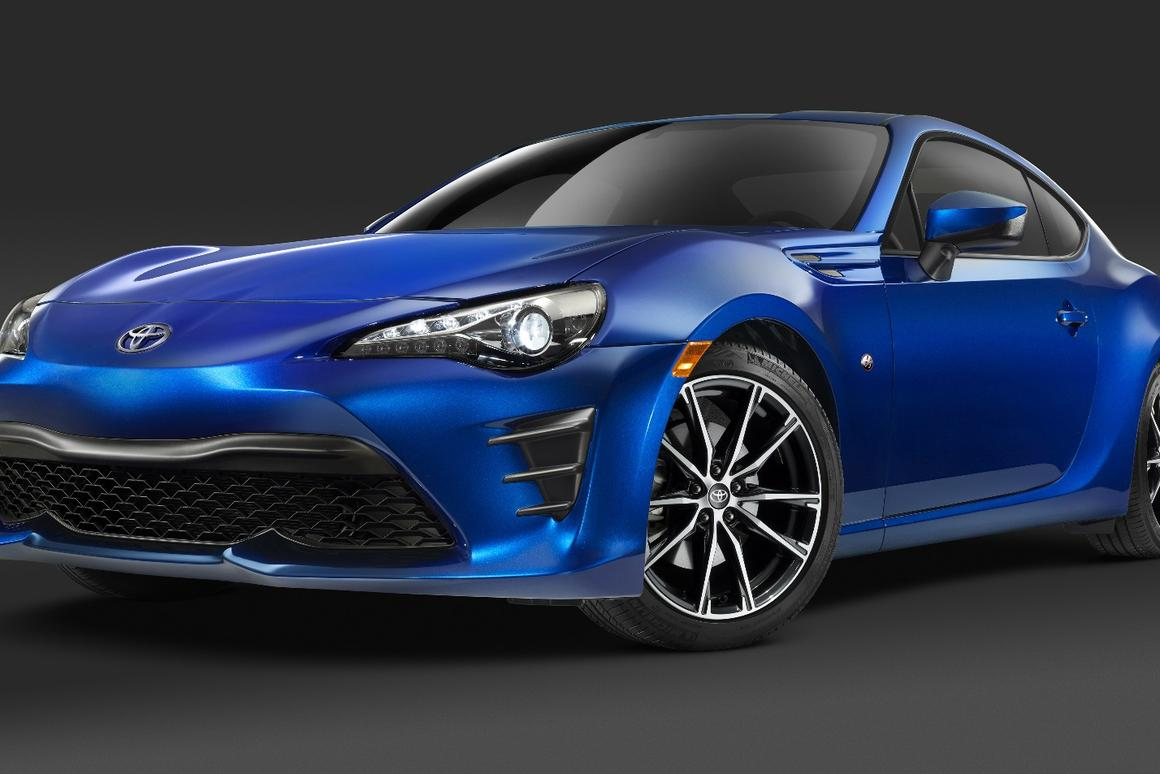 The 86 has always been a favourite for tuners, and we expect the new model to be just as popular