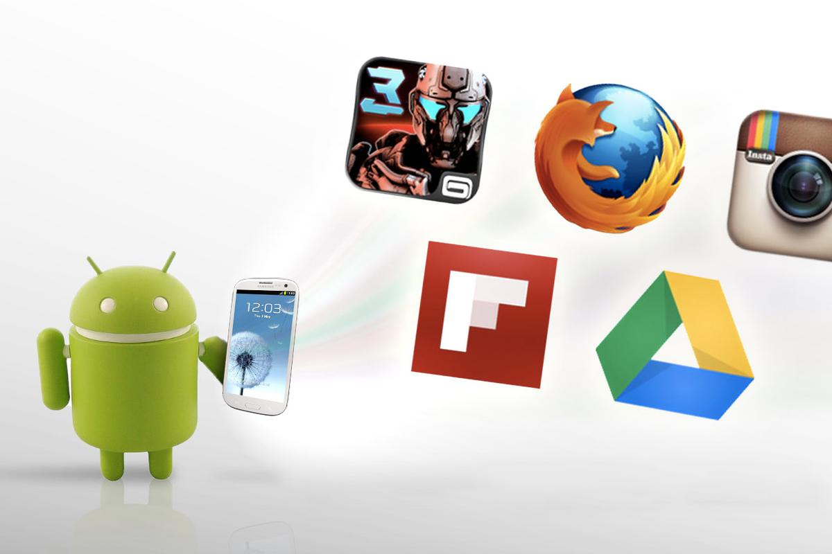 We break down the best Android apps of 2012