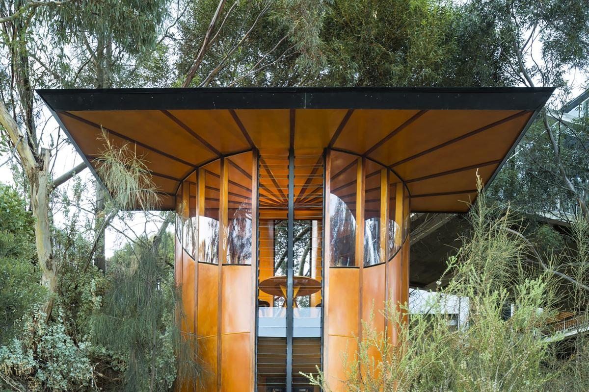 Tree Top Studio was completed in 2014 (Photo: Sam Noonan)