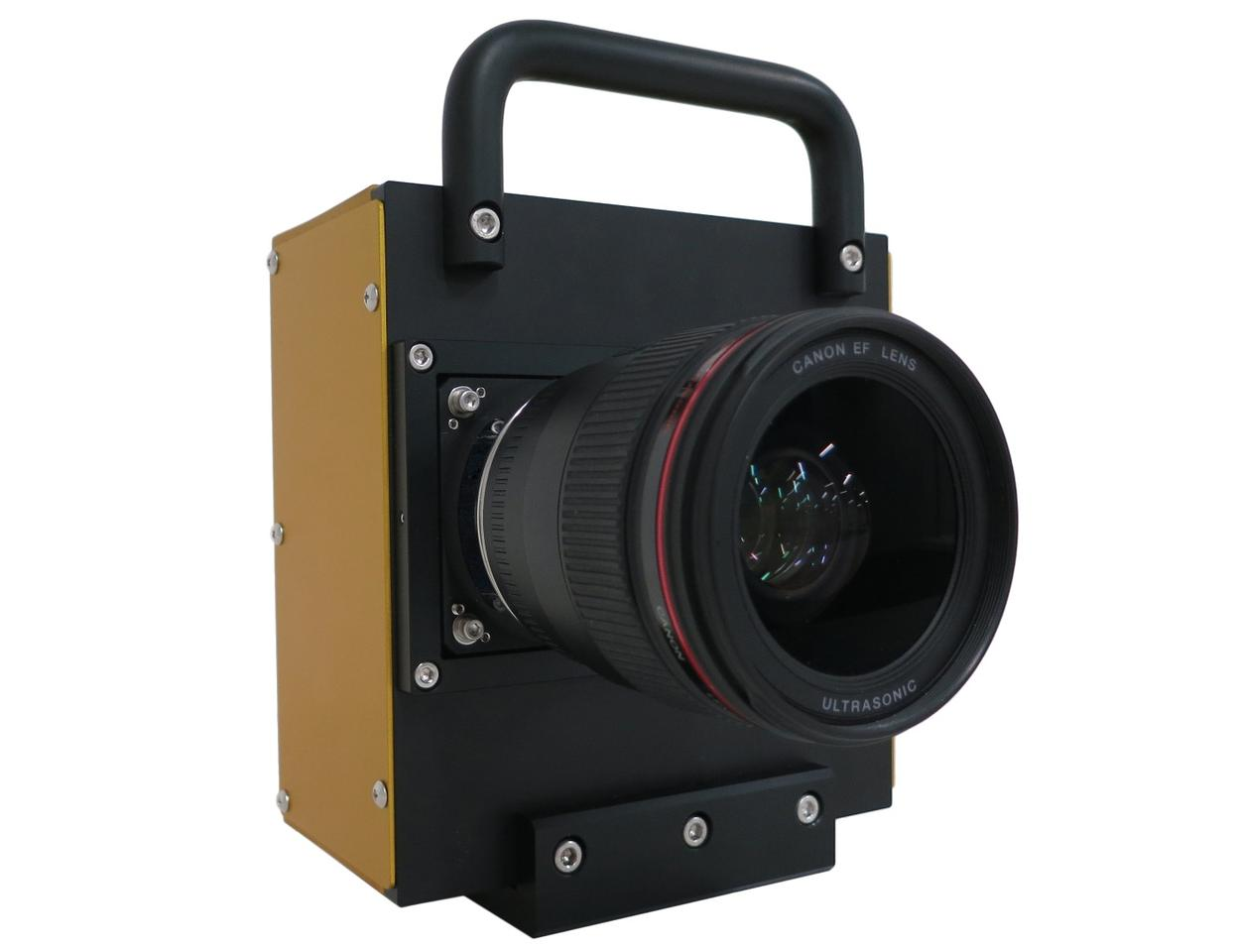 The 250-megapixel Canon sensor has been tested in a camera prototype