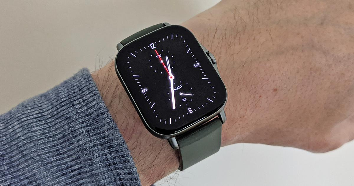 Amazfit GTS 2e review: A budget smartwatch packed with features