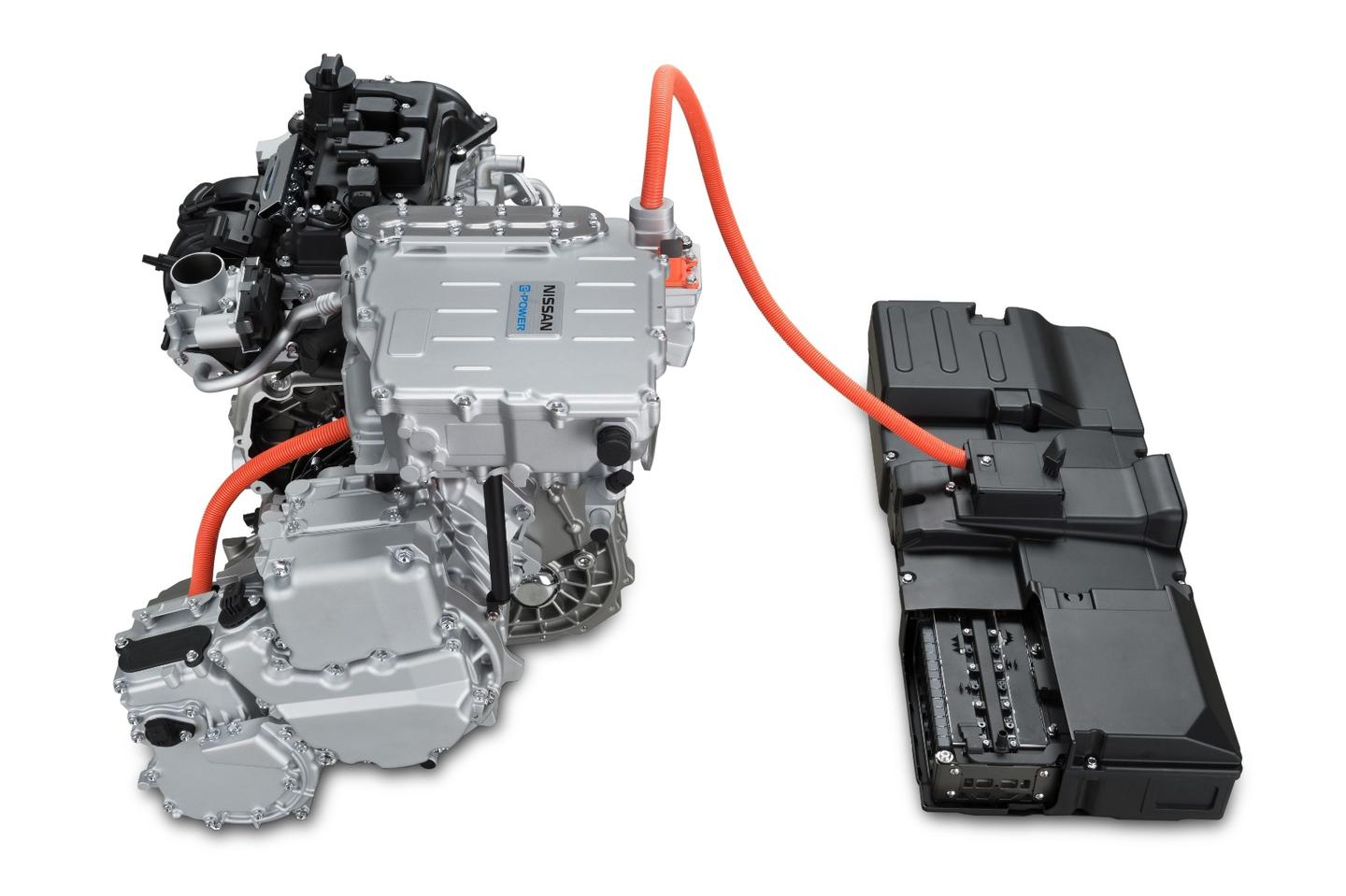 The e-Powerdrivetrain will debut in a variant of the Nissan Note