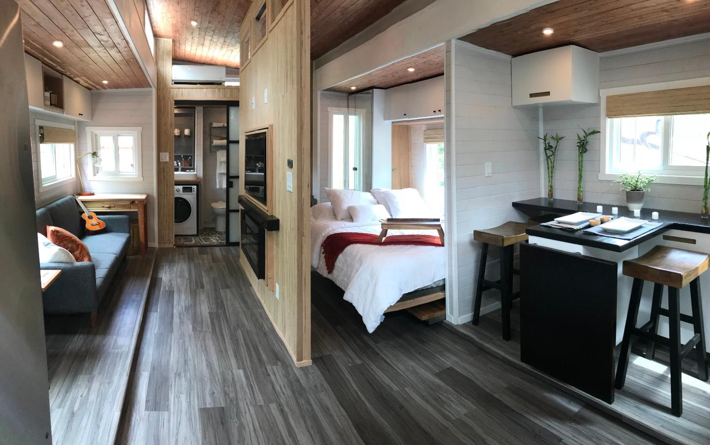 Interview Living In An Expanding Off Grid Tiny House,Boys 2 Kids Bedroom Ideas For Small Rooms