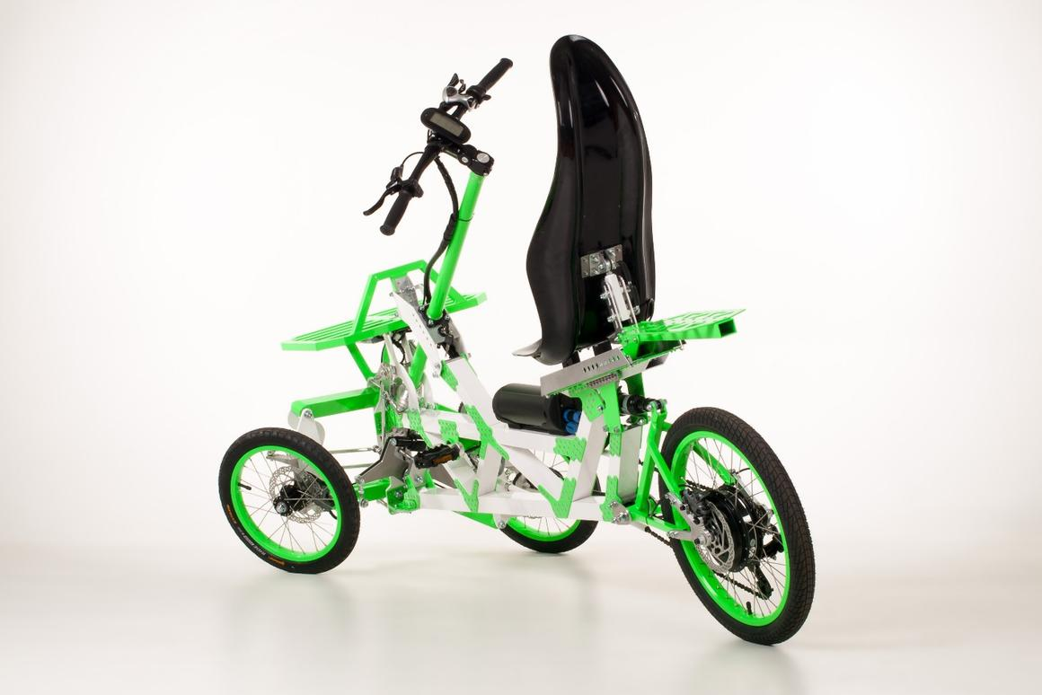 The EV4 semi-recumbent is currentlyup for pre-order