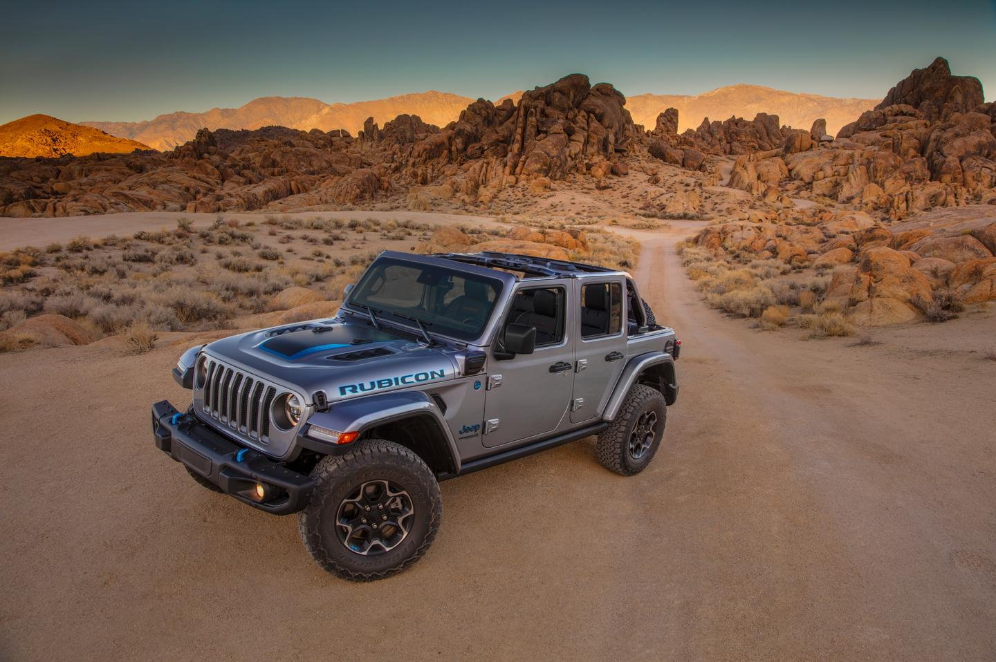 The Wrangler is an icon of off-road prowess and capability, and is the vehicle most people immediately associate with rugged outdoor adventures