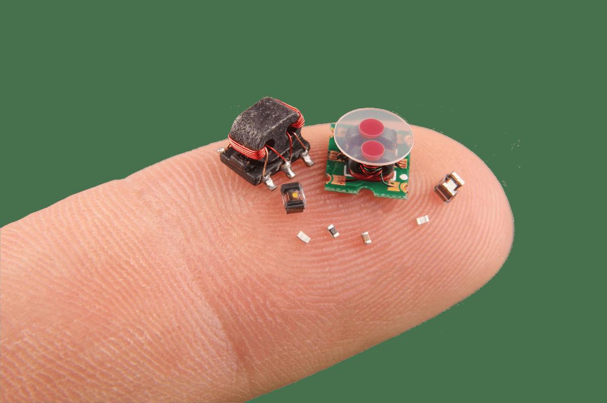 The SHRIMP program seeks to advance the development of multi-functional mm-to-cm scale robotics platforms